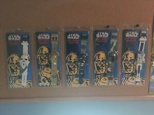 Vintage Star Wars Watches
