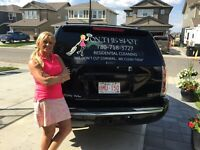 Residential Cleaning Spruce Grove, St.Albert  and area