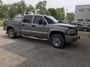 2006 GMC Sierra 2500 hd  for sale