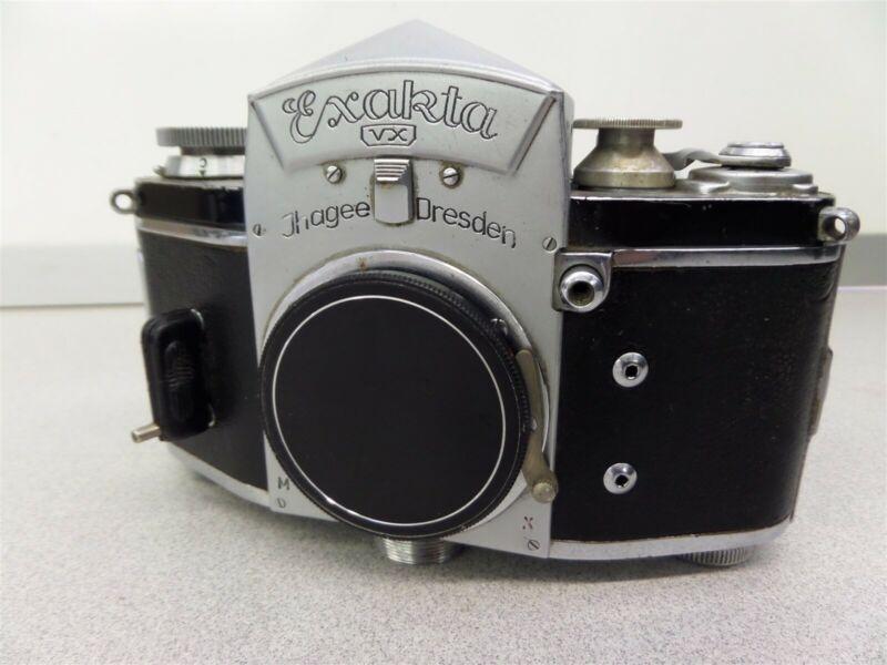 Exakta Ihagee Dresden VX Vintage Camera 35mm