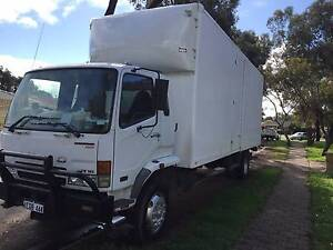 Great truck for sale 58 cubic metres with 2 tone tailgate Paralowie Salisbury Area Preview