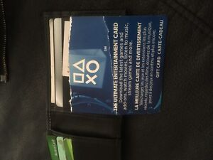 25$ PS4 entertainment card