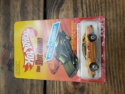 Hot Wheels Datsun 200SX The Hot Ones Series New On Card 1982