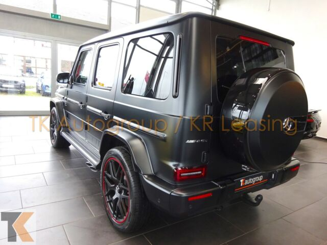 MERCEDES-BENZ G 63 AMG Edition 1 *AMG Driver's Pack/ VOLL*