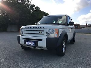 2005 Land Rover Discovery 3 Wagon North Perth Vincent Area Preview