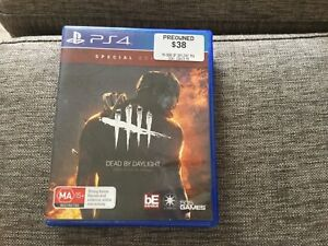 Wanted: PS4 dead by daylight