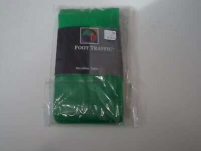 Kelly Green One Size Fits Most Microfiber Tights - Kelly Green Tights