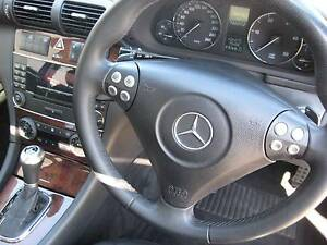 2006 Mercedes-Benz C220 CDI ELEGANCE SPORT SUNROOF/LEATHER Heidelberg Heights Banyule Area Preview