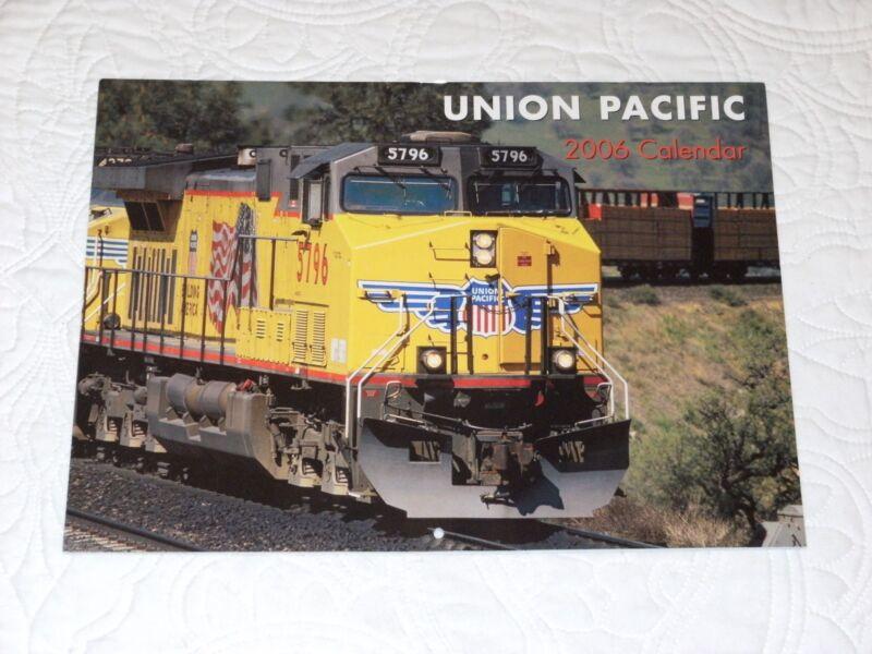 2006 Union Pacific Calendar