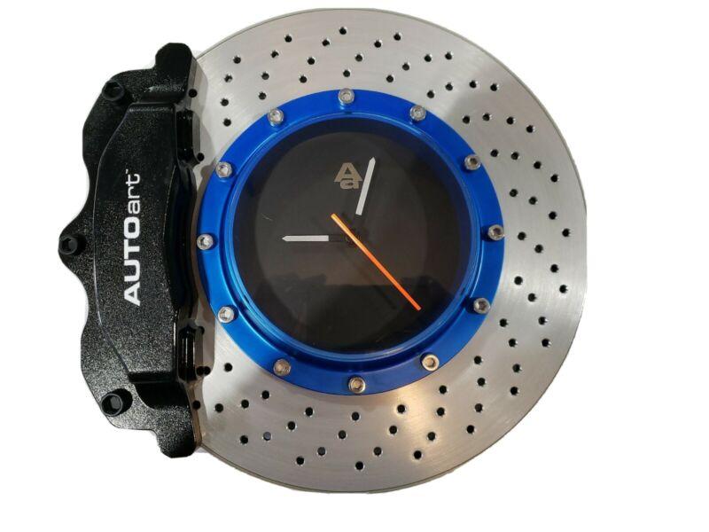 Auto Art - 13 inch Disc Brake Rotor Clock