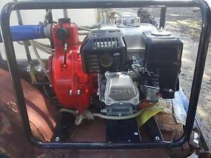 6.5HP Honda power Fire Pump - Ready 2 work with hose kit < 1hour Bairnsdale East Gippsland Preview