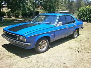 1979 Holden Torana Sedan Bundamba Ipswich City Preview