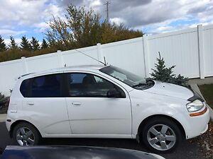DUI sale- 2006 Pontiac wave AS IS