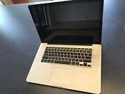 """MacBook Pro 15"""" 2.2GHz i7 8GB RAM barely used Springfield Lakes Ipswich City Preview"""