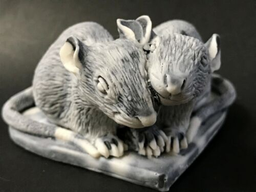 Rats figurine Love Gifts Souvenirs high quality