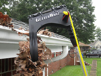 GutterWhiz GW1 The Best Gutter Cleaner DIY Cleaning