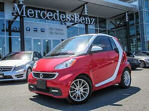 2013 Smart fortwo passion cab