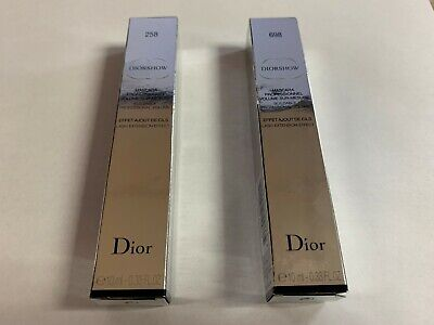 DIOR DIORSHOW MASCARA PROFESSIONAL VOLUME - CHOOSE COLOR - FULL SIZE BRAND - Dior Volumizing Mascara
