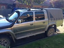 Toyota Hilux pre05 canvas canopy Hawthorn East Boroondara Area Preview