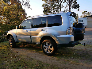 2007 pajero diesel Forest Lake Brisbane South West Preview