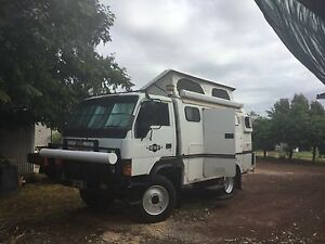 Mitsubishi Canter 200C Diesel Barcaldine Central West Area Preview