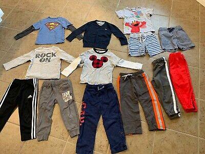 $300 Value 11 Pieces Lot Boys Clothes Sz 4T 4Y Baby Gap Abercrombie Adidas Jcrew