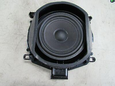 2006-2013 BMW X5 E70 FRONT LEFT DRIVER SIDE SUBWOOFER AUDIO SOUND SPEAKER OEM