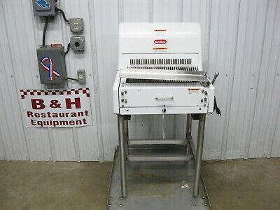Berkel Mb 716 Countertop Bakery Bread Slicer W Stainless Steel Stand