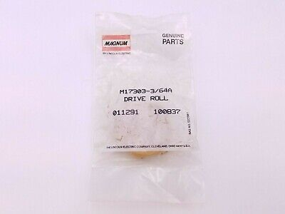 Lincoln Electric M17303-364a Drive Roll Replacement Ln-25 Wire Feeder Service