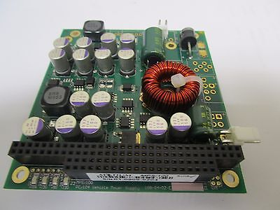 Motium Mps100 Pc104 Power Supply