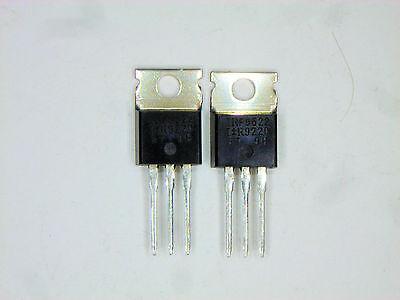 Irf9522 Original Ir Mosfet Transistor 2 Pcs