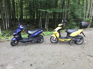 2 - 2008 Tomos Scooters for sale