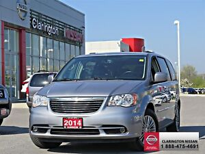 2014 Chrysler Town and Country Touring-l 51,316 kms