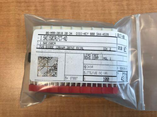 TVS Diode 1.5KE150CALFCT-ND