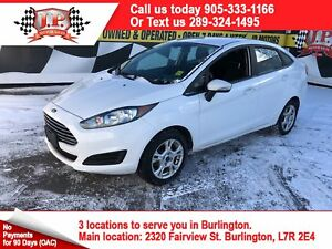 2016 Ford Fiesta SE, Automatic, Bluetooth, Heated Seats,
