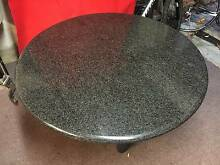 ROUND GRANITE TABLE Balwyn North Boroondara Area Preview
