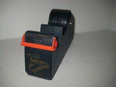 Twincore Black Premium Steel Desk Top Tape Dispenser 2 In. Wide