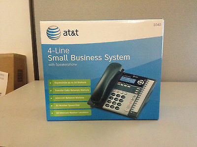 Att 4-line Small Business System Phones