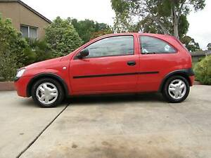 2001 Holden Barina Hatchback Belconnen Area Preview