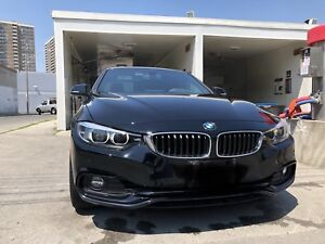 3 months new BMW 430i XDrive (monthly $440 includes tax)