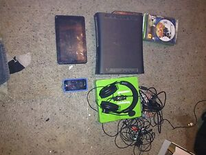 Laptop xbox 360 iPhone4 tablet