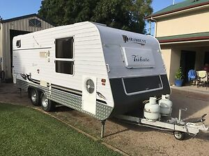Paramount Tribute Ensuite Caravan Beerwah Caloundra Area Preview