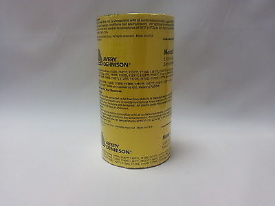 20000 Monarch Paxar 1131 Price Pricing Gun Labels Yellow Permanent Labelling