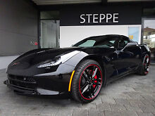 Corvette C7 Coupe 8Gg.Automatic Design Edition Sportsitze