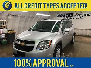 2012 Chevrolet Orlando LT*7 PASSENGER*PHONE CONNECT*REMOTE START