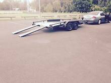 GC CAR TRAILER HIRE... $50... EZ TOW + STRAPS...VGC TRAILERS Upper Coomera Gold Coast North Preview