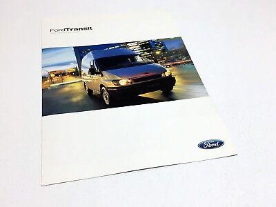 2004 Ford Transit Kombi Van Brochure - Turkish comprar usado  Enviando para Brazil