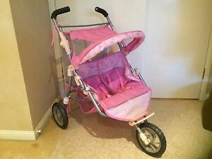 Baby Born Twin Stroller Bridgeman Downs Brisbane North East Preview