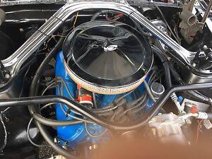 289 windsor and C4 auto transmission Croydon Hills Maroondah Area Preview