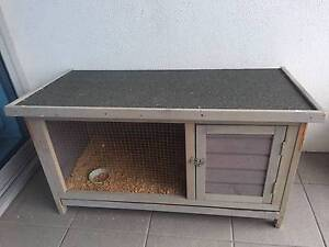 Single Storey Hutch for Rabbits or Guinea Pigs Biggera Waters Gold Coast City Preview